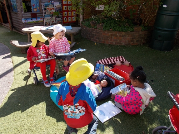 Dorking Nursery School and Children's Centre