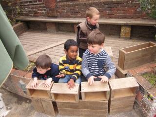 Dorking Nursery School and Family Centre