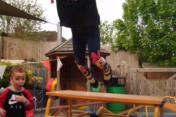 Dorking Nursery School and Children's Centre
