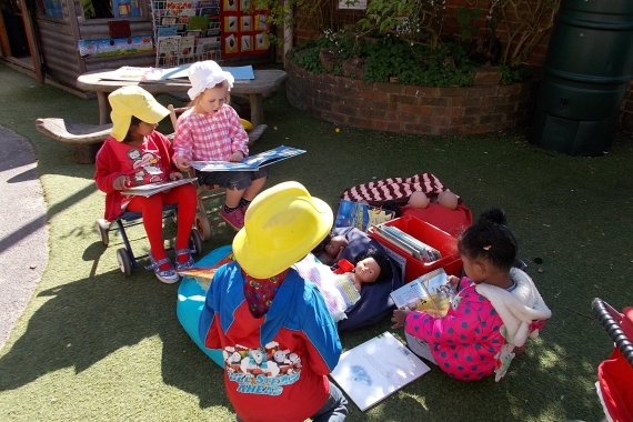 Dorking Nursery School and Family Centre
